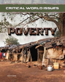 Poverty - Critical World Issues, Hardback Book