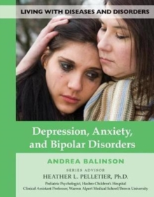 Depression, Anxiety, and Bipolar Disorders, Hardback Book