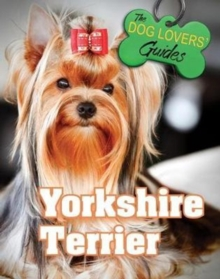 Yorkshire Terrier, Hardback Book