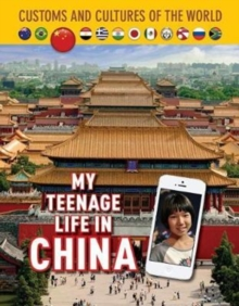 My Teenage Life in China, Hardback Book