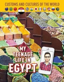 My Teenage Life in Egypt, Hardback Book