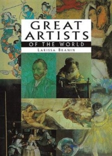 Great Artists of the World, Hardback Book