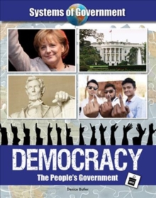 Democracy: The People's Government, Hardback Book