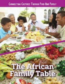 The African Family Table, Hardback Book