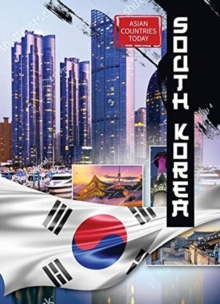 South Korea, Hardback Book