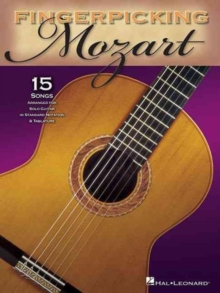 Fingerpicking Mozart, Paperback Book