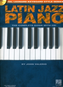 Hal Leonard Keyboard Style Series : Latin Jazz Piano, Paperback Book
