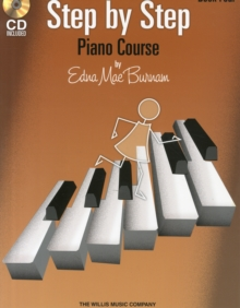 Edna Mae Burnam : Step By Step Piano Course - Book 4, Paperback / softback Book