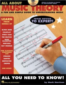 All About Music Theory (Book/Online Audio), Paperback / softback Book
