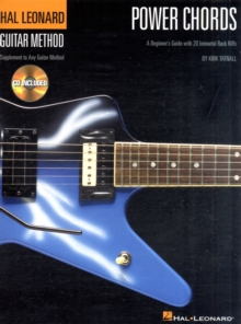 Hal Leonard Guitar Method : Power Chords (Book/Online Audio), Paperback / softback Book