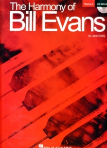 Jack Reilly : The Harmony Of Bill Evans - Volume 2, Paperback / softback Book