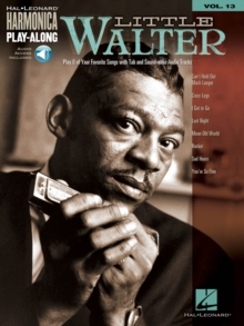 Harmonica Play-Along Volume 13 : Little Walter, Paperback / softback Book