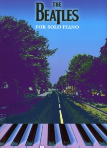 The Beatles For Solo Piano, Paperback Book
