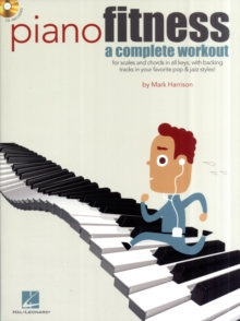 Mark Harrison : Piano Fitness - A Complete Workout, Paperback Book