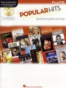 Instrumental Play-Along : Popular Hits - Flute (Book/Online Audio), Paperback / softback Book