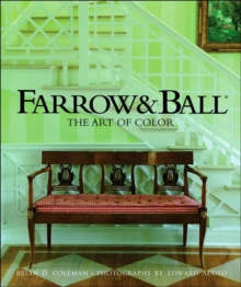 Farrow and Ball : Art of Colour, Hardback Book