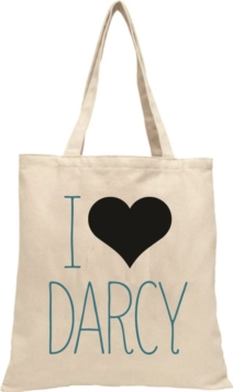 Darcy Heart Tote Bag : Babylit, Other printed item Book
