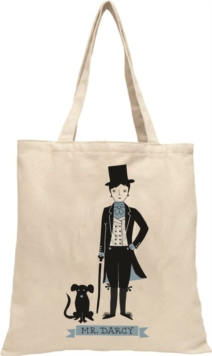 Mr Darcy TOTE FIRM SALE, Miscellaneous print Book