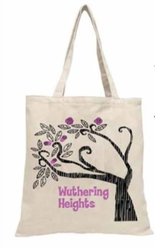 Wuthering Heights Tote Bag, Other printed item Book