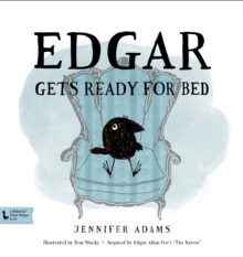Edgar Gets Ready for Bed, Hardback Book