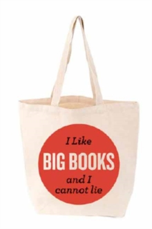 I Like Big Books and I Cannot Lie Tote, Other printed item Book