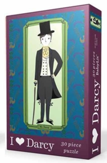 Mr Darcy Babylit Puzzle, Multiple copy pack Book
