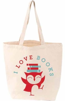 I Love Books Lovelit Totes FIRM SALE, Miscellaneous print Book
