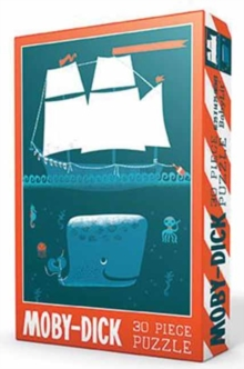 Moby-Dick: BabyLit Puzzle, Multiple copy pack Book