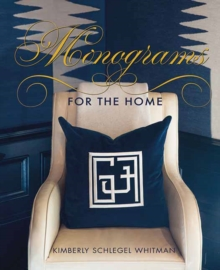 Monograms for the Home, Hardback Book