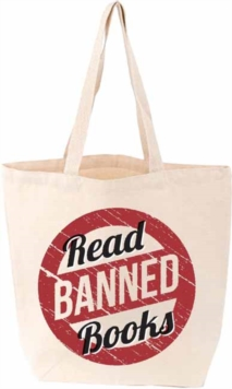 Lovelit Read Banned Books Tote, Other printed item Book