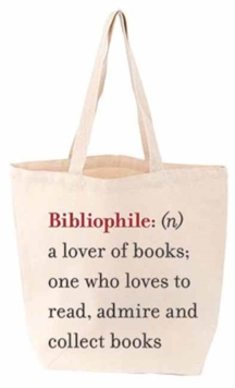 Bibliophile LoveLitTote FIRM SALE, Miscellaneous print Book
