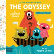 Little Master Homer : The Odyssey, Board book Book