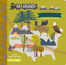 All Aboard! National Parks, Board book Book