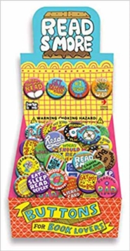 Read S'more Badge Box : LoveLit Button Assortment, Other printed item Book