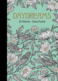 Daydreams 20 Postcards, Postcard book or pack Book