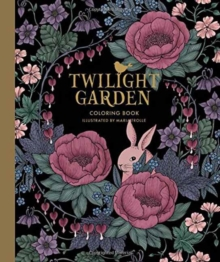 Twilight Garden Coloring Book, Paperback Book