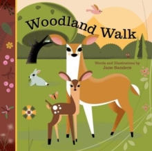 Woodland Walk, Board book Book