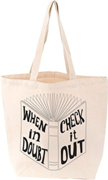 Reading Is My Cardio Tote, Other printed item Book