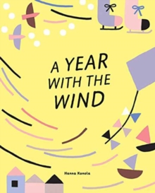 A Year with the Wind, Hardback Book