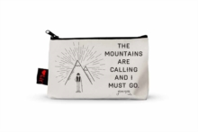 Mountains are Calling Pencil Pouch, Other printed item Book