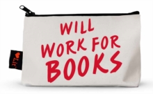 Will Work For Books Pencil Case, Other printed item Book