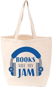 TOTE: Books Are My Jam (FIRM SALE), Miscellaneous print Book