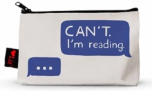 Can't. I'm Reading Pencil Pouch, Other printed item Book