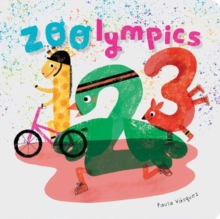 Zoolympics, Board book Book