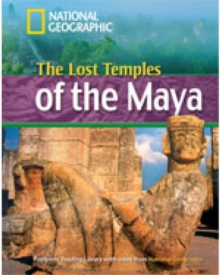 The Lost Temples of the Maya + Book with Multi-ROM : Footprint Reading Library 1600, Mixed media product Book