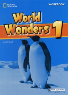 World Wonders 1 Workbook (A1 / Beginner), Paperback Book