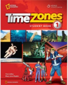 Time Zones 1: Student Book, Paperback / softback Book