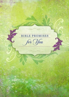 Bible Promises for You, Paperback Book