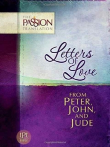 Peter, John & Jude - Letters of Love, Paperback Book