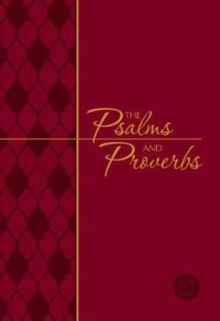 Psalms & Proverbs, Book Book